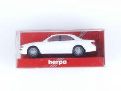 Herpa 021500 Mazda Xedos 9 Alpinweiß Modellauto 1:87 TOP OVP