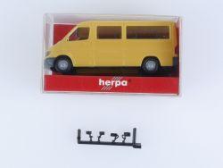 Herpa 042543 Mercedes MB Sprinter T1 N Bus Beige 1:87 H0 OVP
