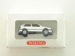 Wiking 05201 VW Volkswagen Golf III 3 GTI weiß 1:87 NEU!  OVP
