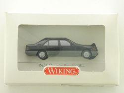 Wiking 15802 MB Mercedes-Benz 500 SEL schwarz 1/87 NEU! OVP
