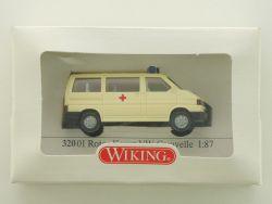 Wiking 320 01 Rotes Kreuz VW Volkswagen Caravelle T4 NEU! OVP