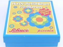 Schuco Piccolo Pril-Blumen 2004 VW Golf I Start für Set  OVP