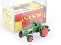 Schuco 05235 Piccolo Fendt Farmer 2 Traktor grün NEU! OVP