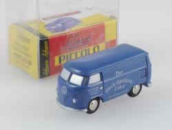 Schuco Piccolo VW T1 Bus Blechspielzeugladen Handwerkerhof N OVP SG