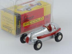Schuco 01171 Piccolo Mercedes MB 2,5 L 1936 Silberpfeil TOP OVP