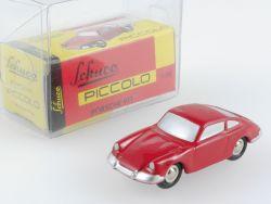 Schuco 01341 Piccolo Porsche 911 rot selten und wie NEU! OVP