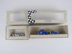 BUB 07100 06651 Mercedes Renntransporter W196 Silberpfeil NEU OVP