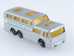 Matchbox 66 B Lesney Greyhound Overland Bus Regular Wheel