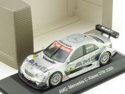 Minichamps AMG-Mercedes C-Klasse DTM 2006 Häkkinen 1:43 TOP! OVP