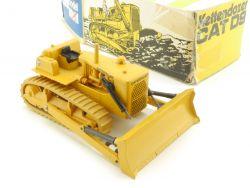 Gescha 287 Conrad Kettendozer Caterpillar D9G 1:50 Bau lesen OVP