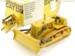 Gescha 287 Conrad Kettendozer Caterpillar D9 1:50 kl. Defekt OVP
