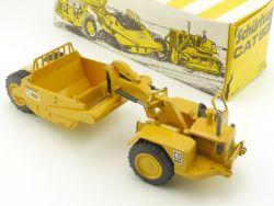 NZG 122 CAT Caterpillar 621 Schürfzug Baumaschine Scrapper OVP
