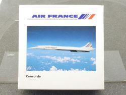 Herpa 507028 Wings Air France Concorde Diecast Model 1/500 OVP