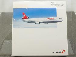 Herpa 503365 McDonnell Douglas MD-11 swissair Schweiz 1/500 OVP