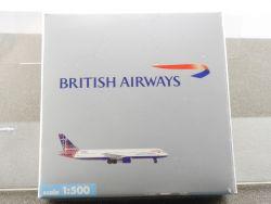 Herpa 503808 Boeing 757-200 British Airways BA Scotland TOP! OVP