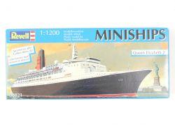 Revell 06821 Miniships Cruise Liner Queen Elizabeth 2 1/1200 OVP