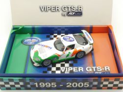 Fly 96053 Car Model Viper GTS-R Interkits Slot Car weiß 1:32 OVP