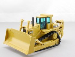 NZG 451 CAT Caterpillar D9R Track Type Traktor Planierer TOP