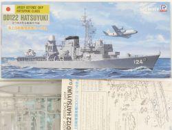 SkyWave Pit-Road J-3 DD122 Hatsuyuki Defence Ship 1/700 NEU! OVP