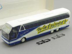 Rietze 64504 Neoplan Reisebus Watzinger München Royal Class OVP SG