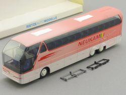 Rietze 64509 Neoplan Starliner Neukam Fürth Nürnberg Bus H0 OVP SG