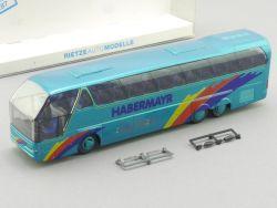 Rietze 64515 Neoplan Starliner Habermayr Exclusiv Neuburg  OVP