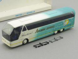 Rietze 64510 Neoplan Arlberg Express Busreisen Österreich NEU OVP