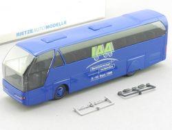 Rietze 62010 Neoplan Werbemodell IAA 1998 Frankfurt a Main OVP SG
