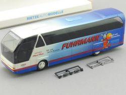 Rietze 62031 Neoplan Starliner Fuhrmann Rennau Reisebus NEU! OVP SG
