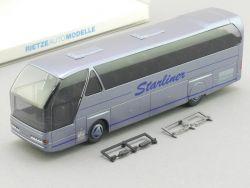 Rietze SM-Star-021 Neoplan Starliner Werbemodell SHD Selten  OVP SG