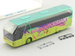 Rietze 62019 Neoplan Emil Moutoussamy Reisebus Frankreich OVP