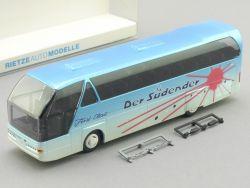 Rietze 62012 Neoplan Der Südender Reisebus FirstClass Berlin OVP