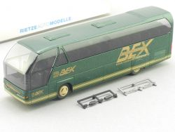 Rietze 62032 Neoplan BEX Bayern Express Kühn Berlin NEU OVP