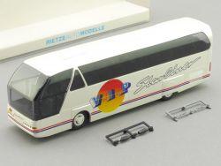 Rietze 62020 Neoplan Starliner VIP Dänemark Busreisen H0 OVP