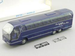 Rietze 64520 Neoplan Pivotti VIP Service Berlin Bus Starline OVP