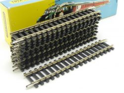 Trix Express International 4205 10x Gerades Gleis Neusilber NEU OVP ST