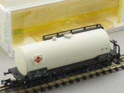 Trix 15173-04 Kesselwagen Gasolin 4-achsig KKK SW N TOP! OVP
