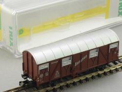 Trix 15041-04 gedeckter Güterwagen Bananen KKK SW N TOP! OVP