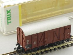 Trix 15173-25 gedeckter Güterwagen 152 188 KKK SW N TOP! OVP
