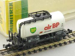 Minitrix 13548 Kesselwagen air BP Tankwagen DB 1:87 OVP
