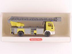 Wiking 61902 Iveco DLK 23-12 Feuerwehr SoMo Interschutz 2000 OVP