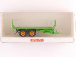 Wiking 3880322 Joskin Futtertransporter Anhänger für Traktor OVP