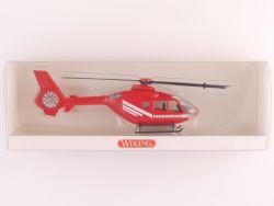 Wiking 0220540 Feuerwehr-Hubschrauber Helikopter 1/87 NEU! OVP