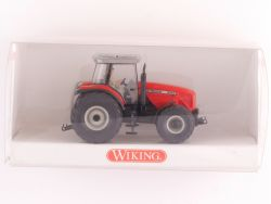 Wiking 3850332 Massey Ferguson MF 8280 Traktor mit Fahrer OVP