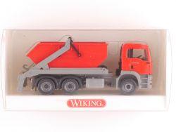 Wiking 6790432 MAN TGA M Absetzkipper Kipper LKW 1/87 NEU! OVP