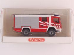 Wiking 6130140 Rosenbauer Feuerwehr Tunnellöschfahrzeug NEU! OVP