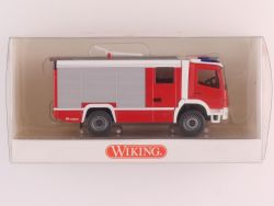 Wiking 6120139 Rosenbauer RLF 2000 AT Feuerwehr NEU! OVP