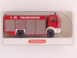 Wiking 6230129 Iveco Magirus Rüstwagen RW 2 Feuerwehr NEU! OVP