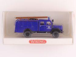 Wiking 8740235 THW-Fahrzeug Magirus Eckhauber NEU! OVP