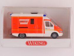 Wiking 3210130 MB Mercedes Sprinter Rettungswagen RTW NEU! OVP